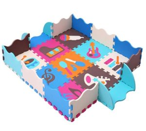 Suelo de puzzle goma eva original