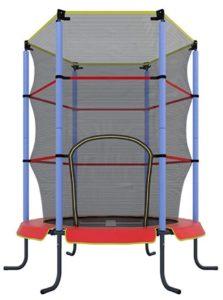 Cama elastica para interior