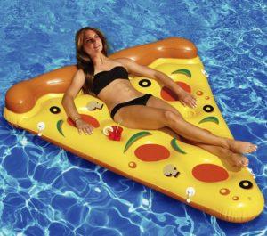 Modelo colchoneta pizza unible