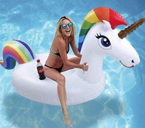 Flotador hinchable unicornio estándar